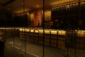 Weybridge Wine Room Lighting