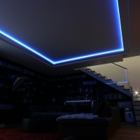 RGB LED Lighting Blue
