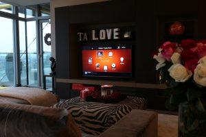 Battersea Breakfast Room TV