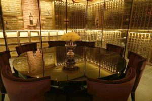Weybrideg Wine Room